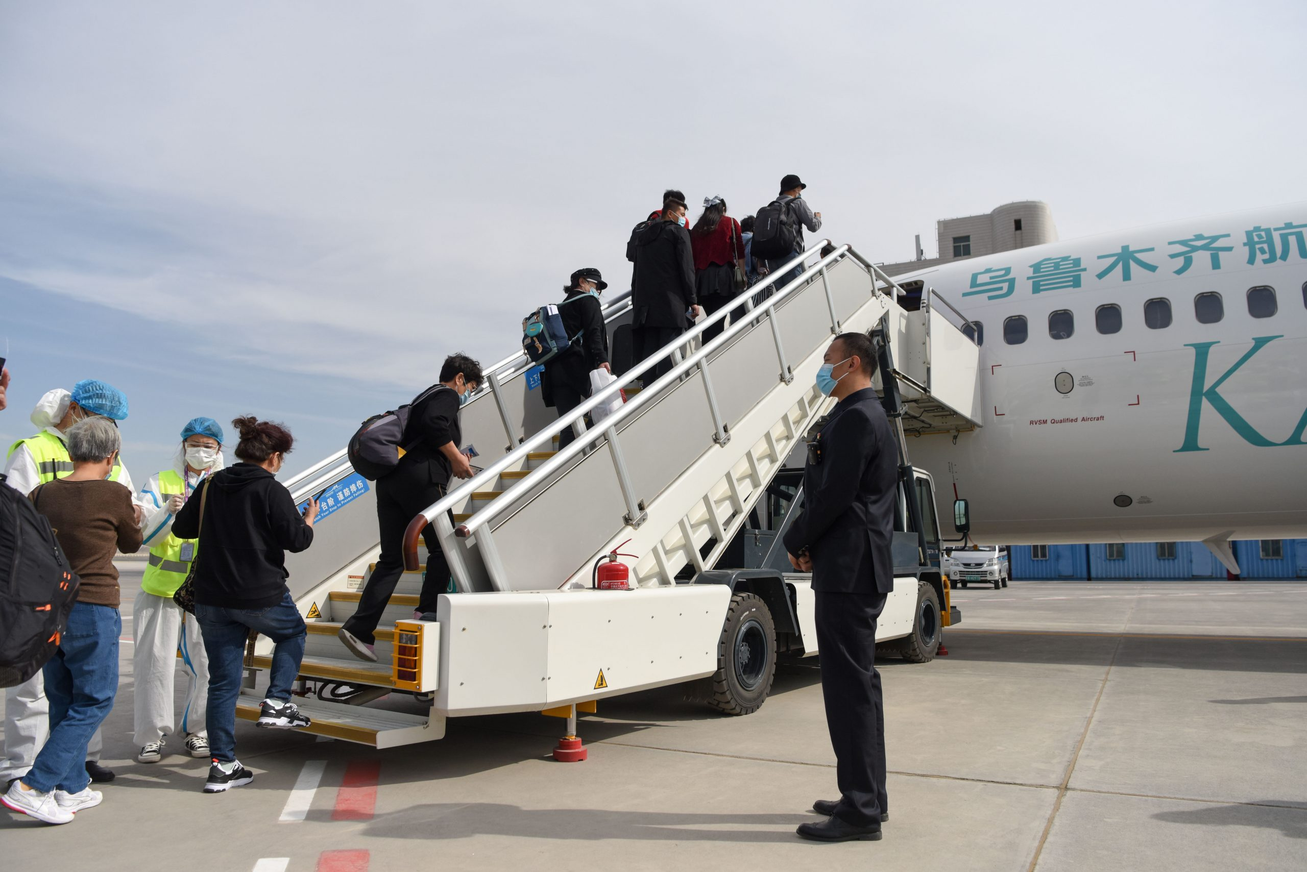 China sigue camino de convertirse en el mayor mercado de aviación civil del mundo, según Boeing