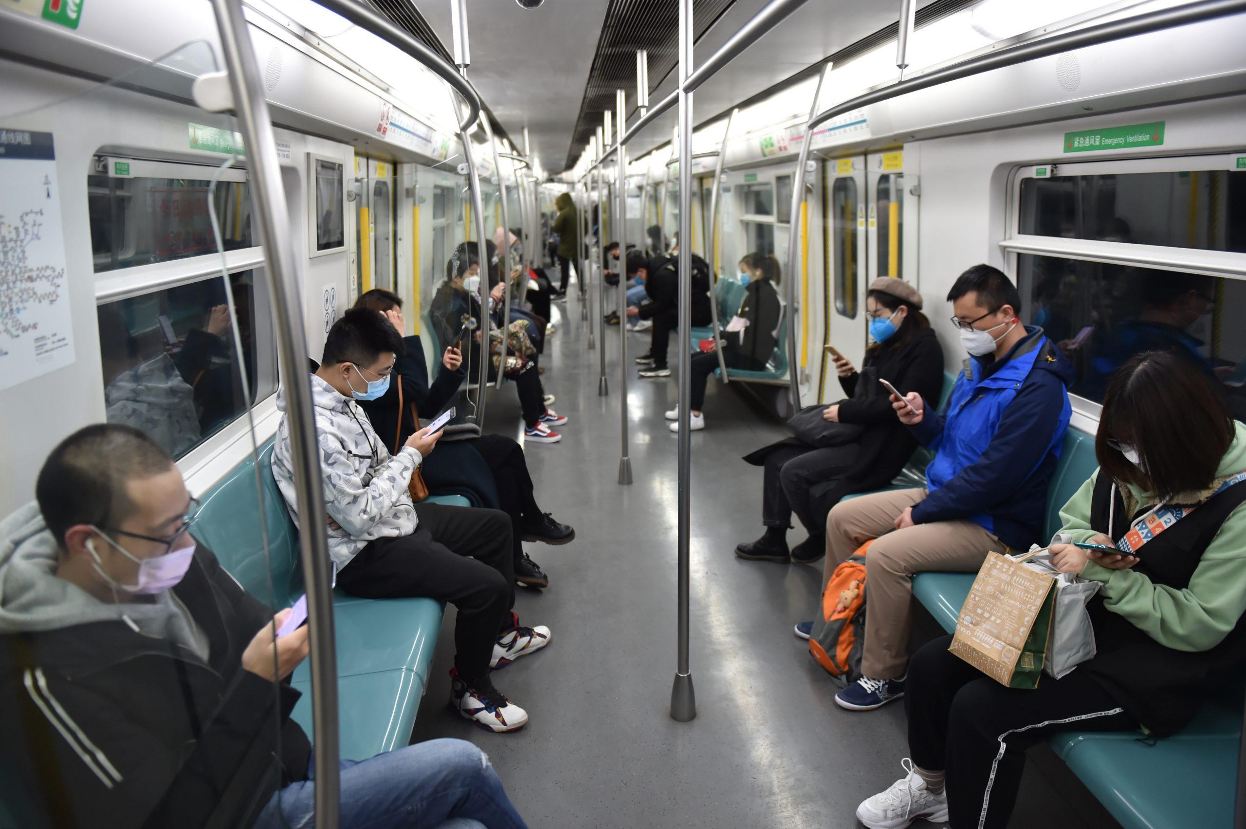 Metros de Beijing y Shanghai lanzan pago interconectado mediante código QR