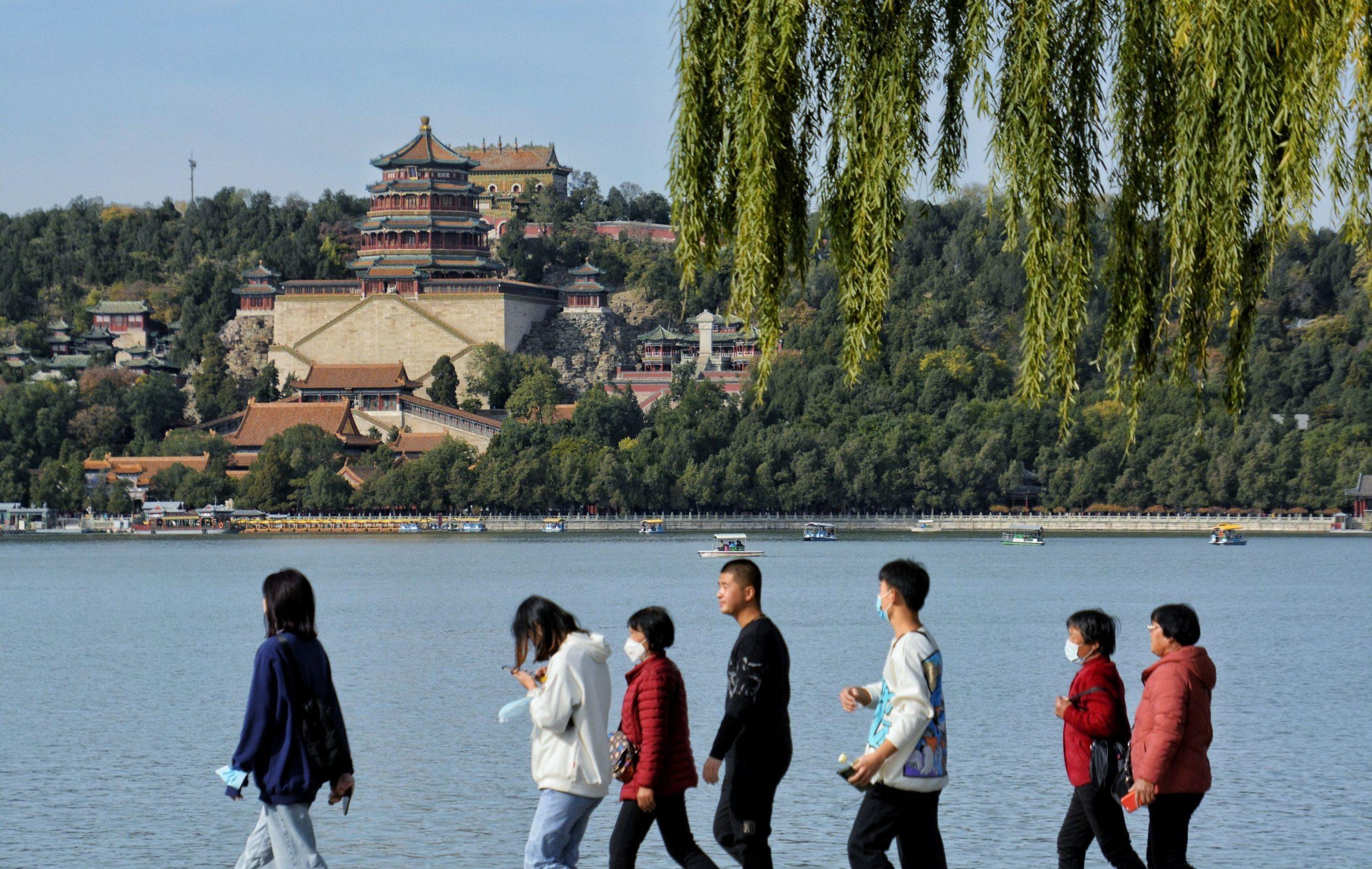 China registra 230 millones de viajes de turistas nacionales durante vacaciones de Primero de Mayo