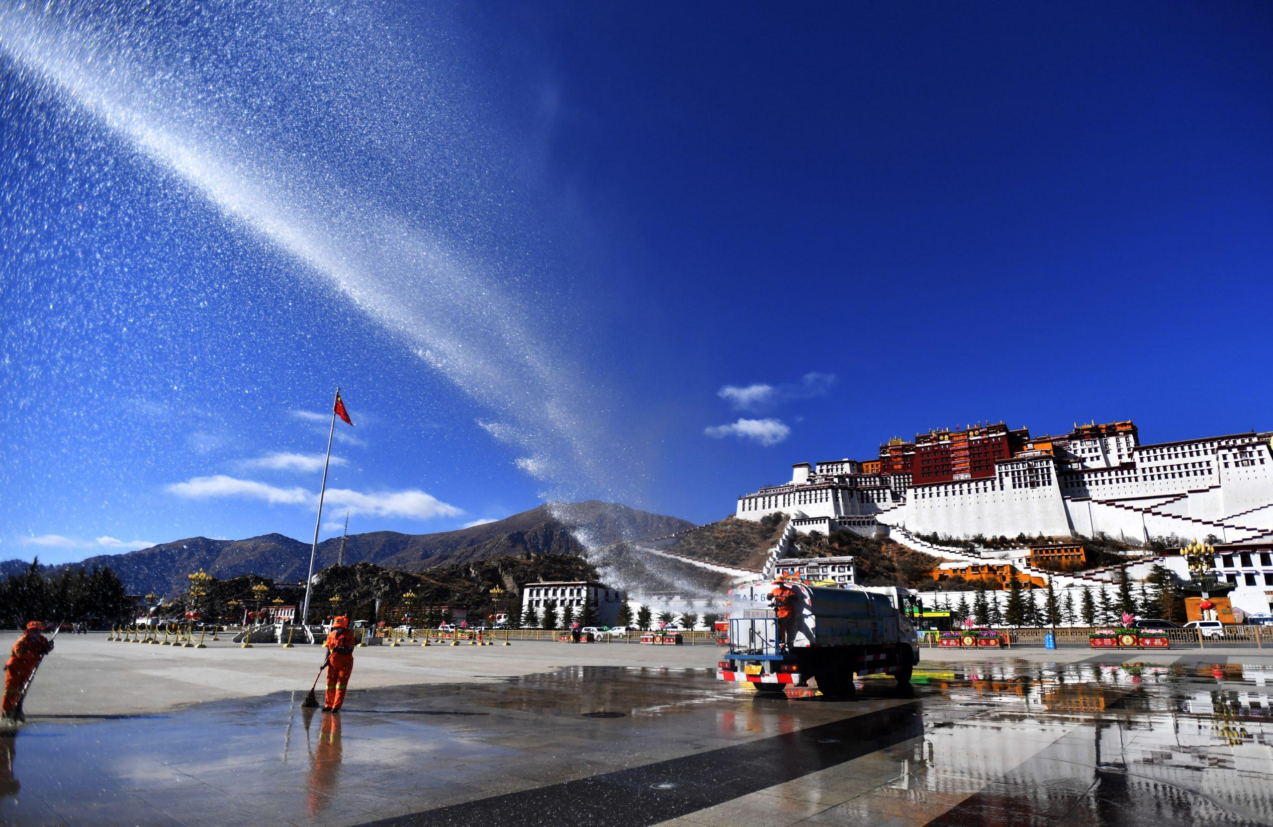 Nuevo ferrocarril en el Tíbet promoverá aún más el turismo