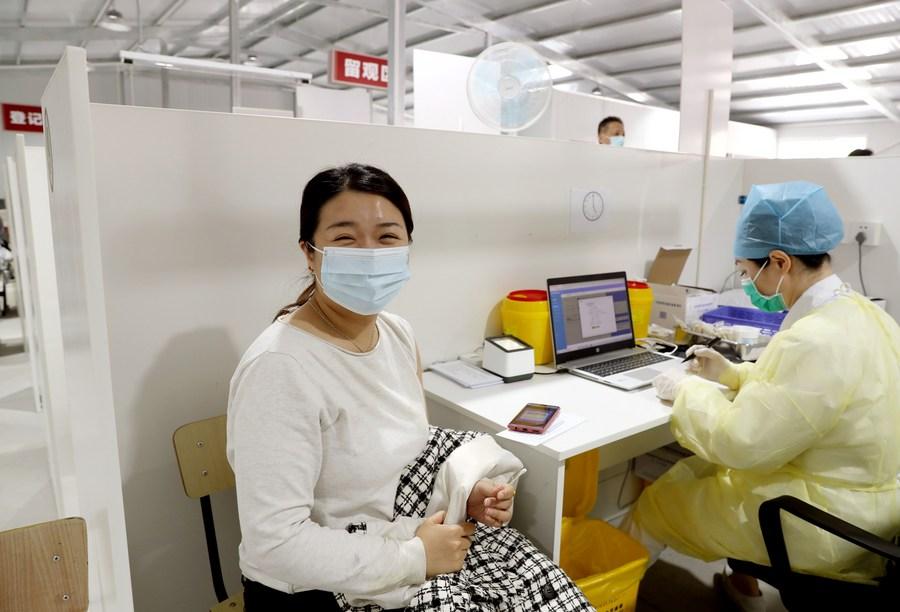 Critican al PPD de Taiwan por rechazo de vacunas de parte continental de China