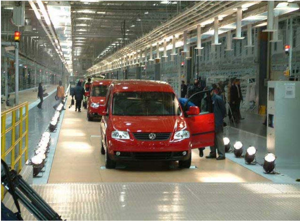 Ventas de camionetas en China mantienen racha de crecimiento en marzo