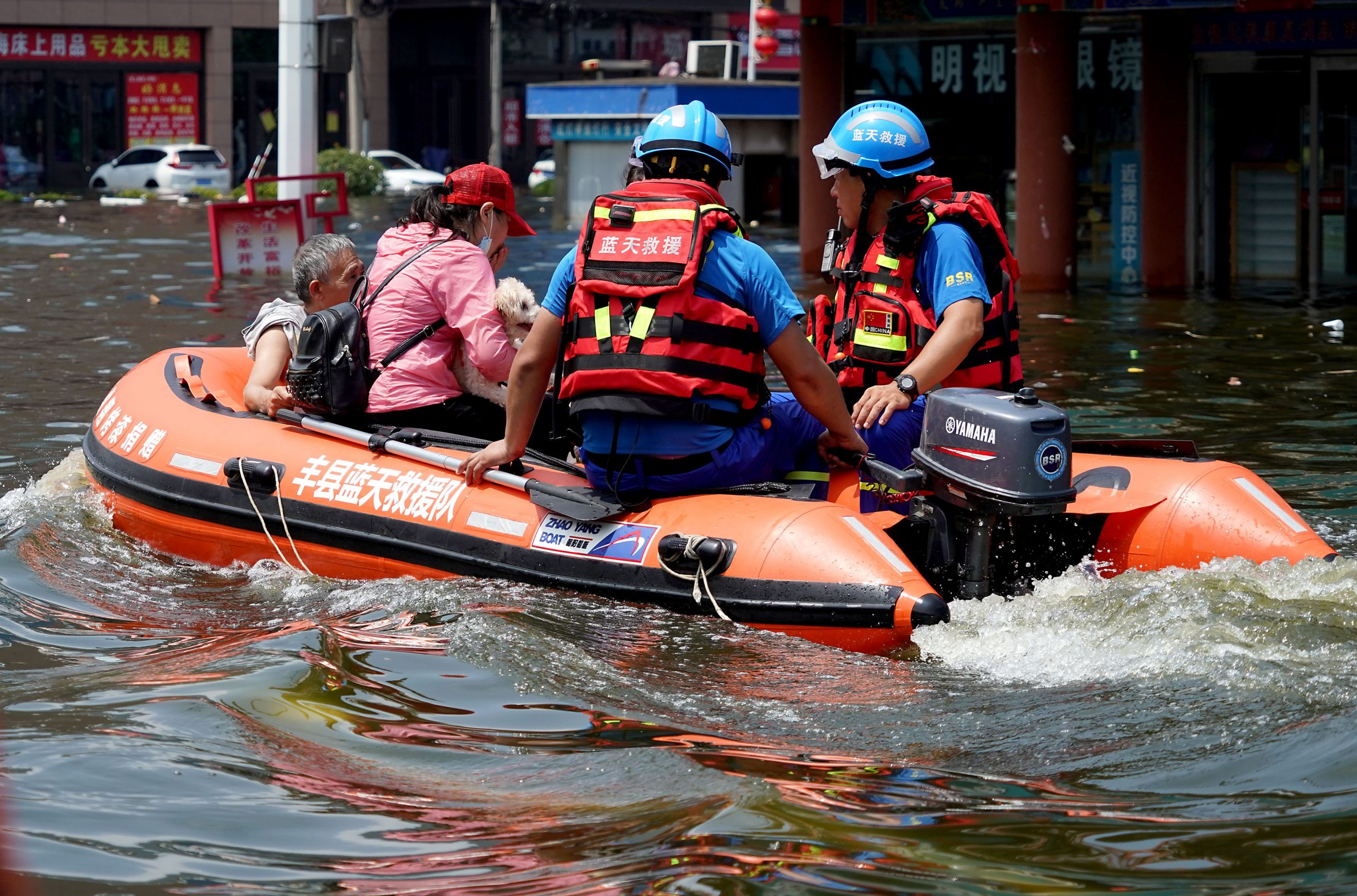 Asciende a 71 número de fallecidos por fuertes lluvias en provincia china de Henan