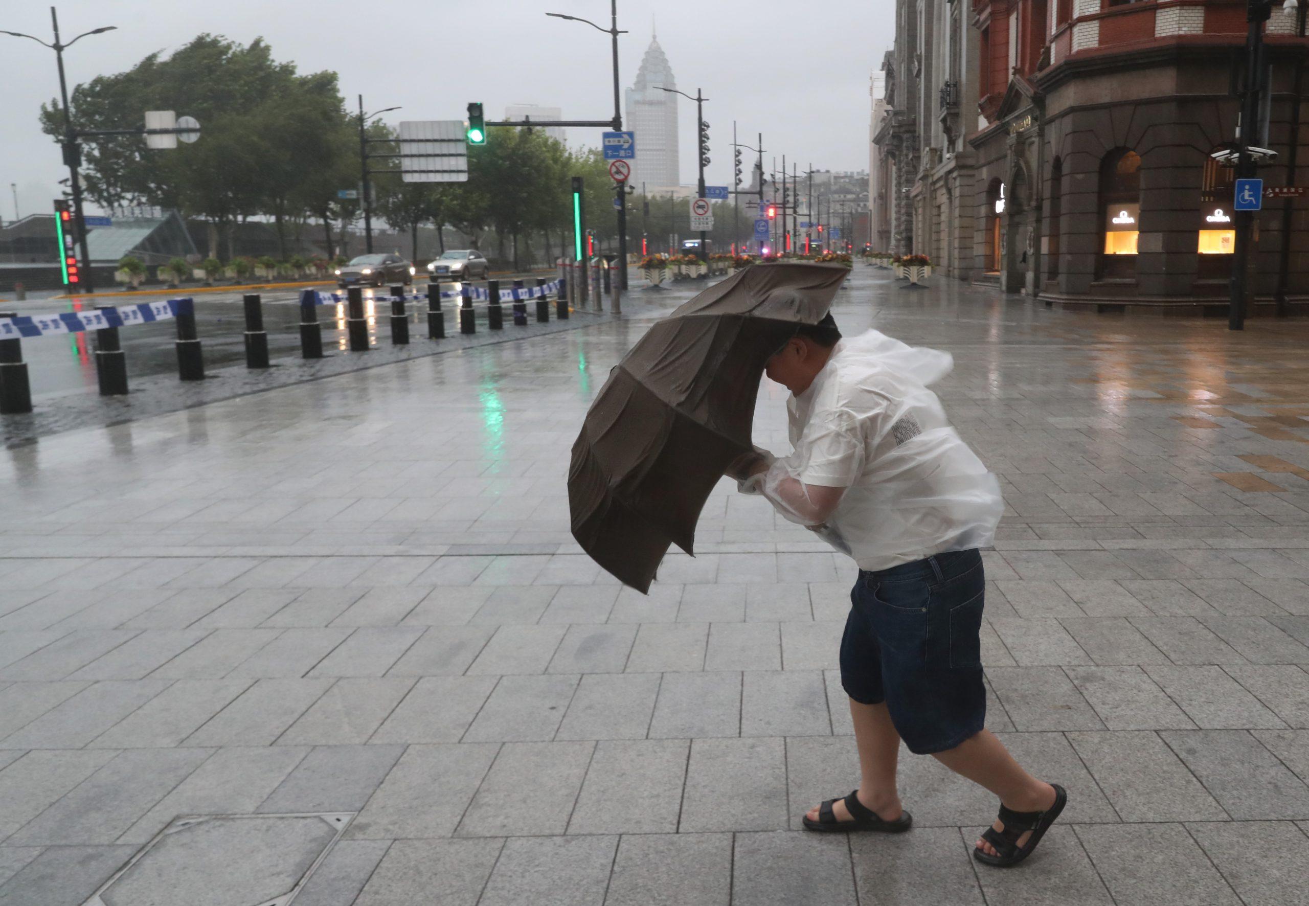 China pide máximo nivel de respuesta de emergencia ante clima extremo
