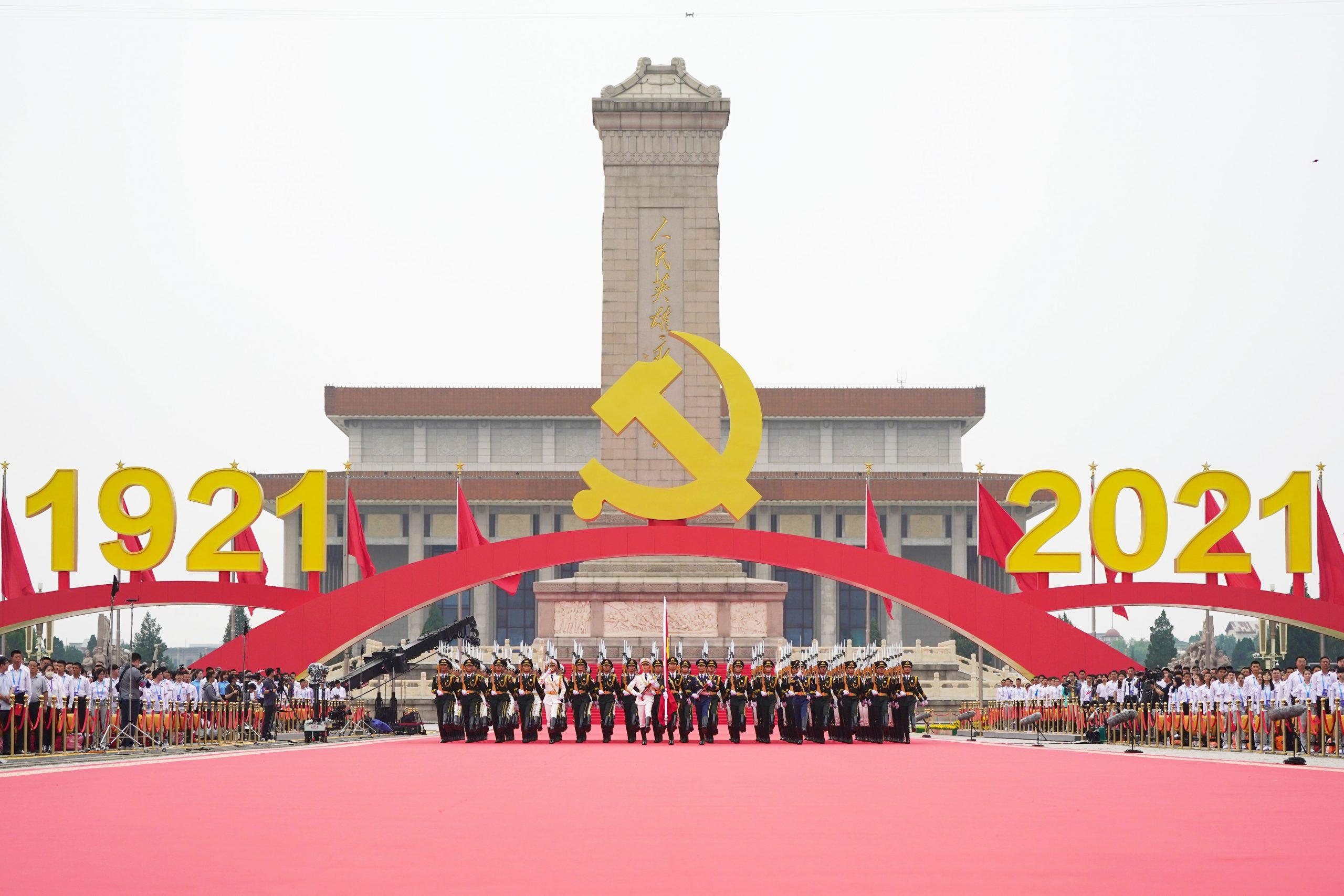 Líderes y gobiernos extranjeros envían sus  felicitaciones por el centenario del PCCh
