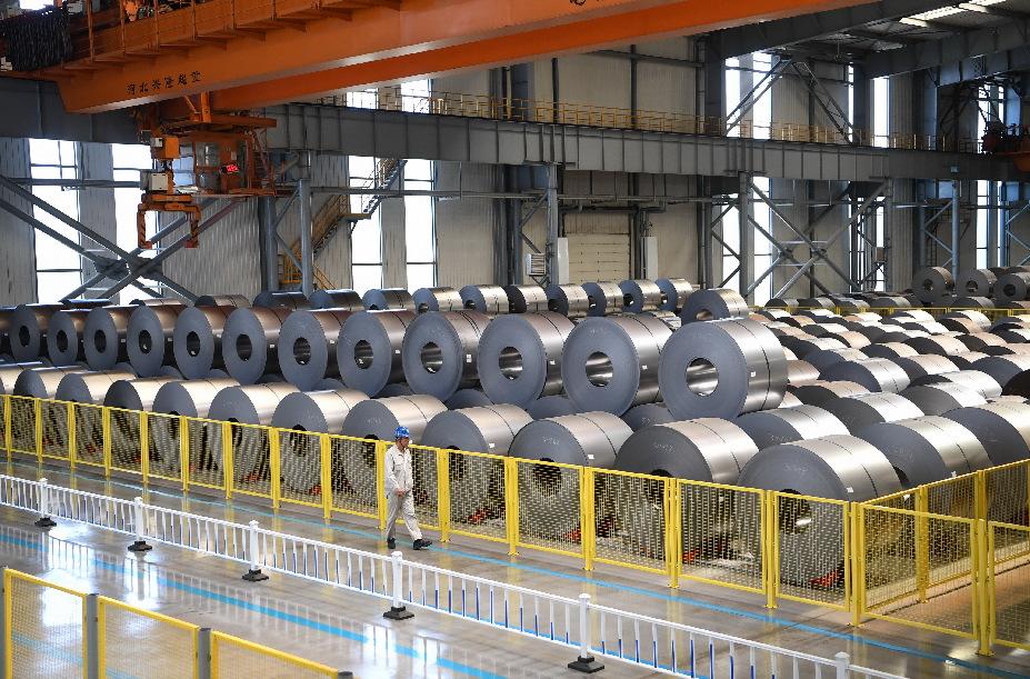 Firma china Baowu se convierte en el más grande productor de acero del mundo