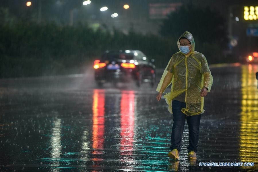 Beijing, preparada para recibir fuertes tormentas