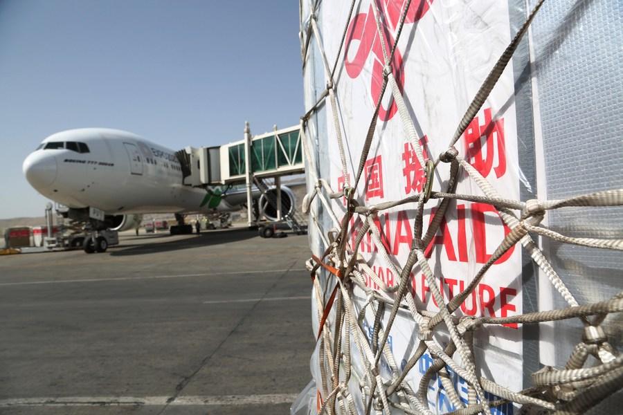 China proporcionará a Afganistán suministros con valor de millones de dólares