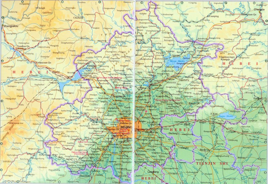 Index of  images china map province maps     beijingmap jpg