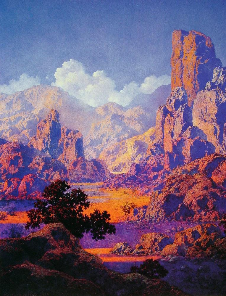 Arizona Maxfield Parrish