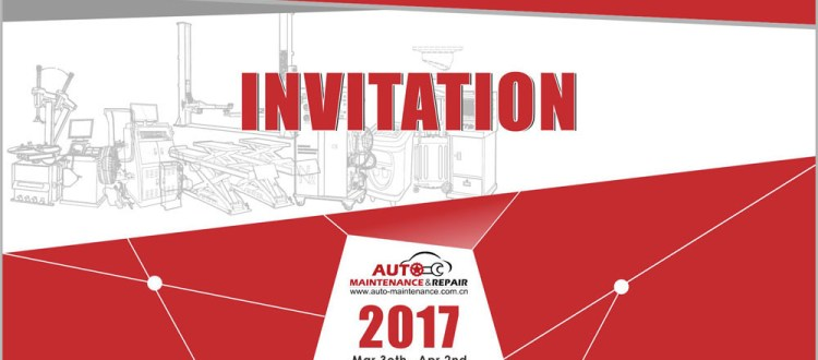 AMR-ATUO MAINTENANCE & REPAIR SHOW 2017