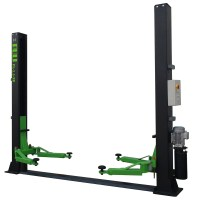 PL-3.5-2E Baseplate 2 Post Lift