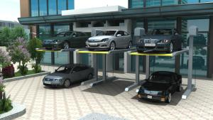 What Distinguishes A Quality Parking Lift