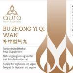 Aura Herbs – Bu Zhong Yi Qi Tang Label