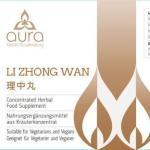 Aura Herbs – Li Zhong Wan Label