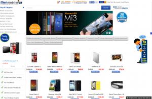 screenshot-merimobiles website