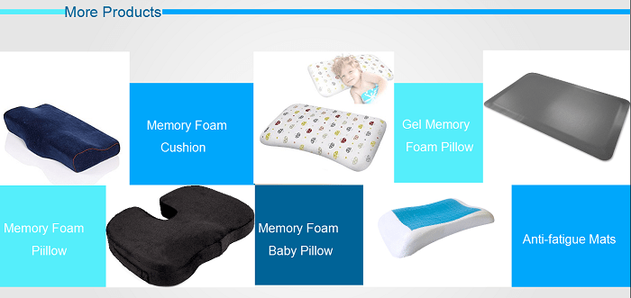 china purelux bedding memory foam pillow suppliers manufacturers factory direct wholesale rina household
