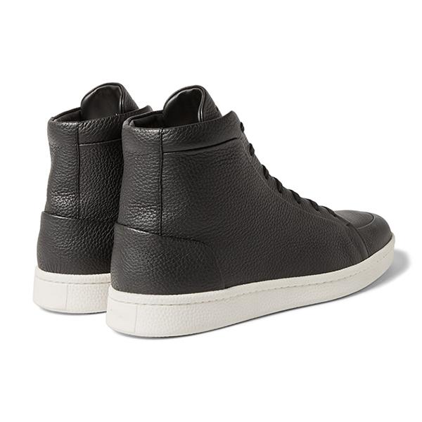 Black High Top Sneakers (5)