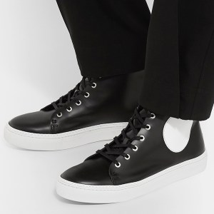 Best Cheap Black Womens High Top Sneakers (2)