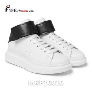 Leather High Top Sneakers (1)