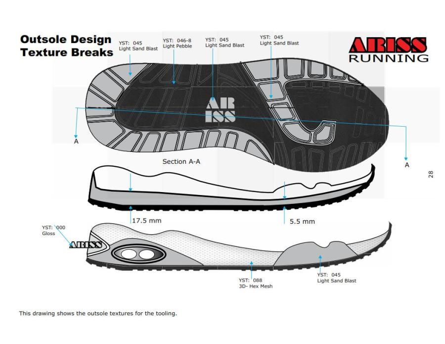 shoe development 07