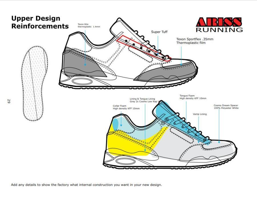 shoe development 08
