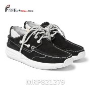 2018 Classic Suede Leather Driving Shoes Mens Black Boat Sailing Shoes