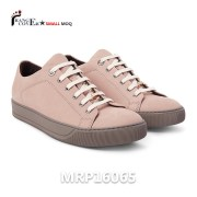 2017 Classic Leather Sneakers Toe Cap Men Pink Suede Shoes