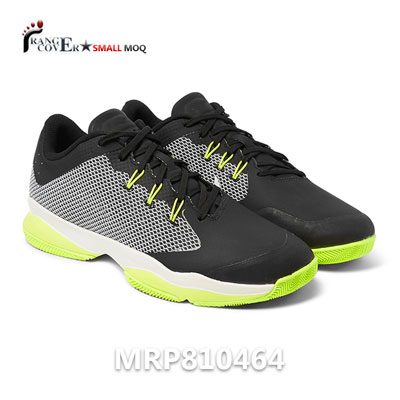 Yellow Durable Rubber Soles Men Tennis Style Active Brand Name Sport Shoes