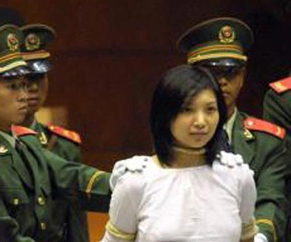 Opinion beautiful chinese women executed improbable