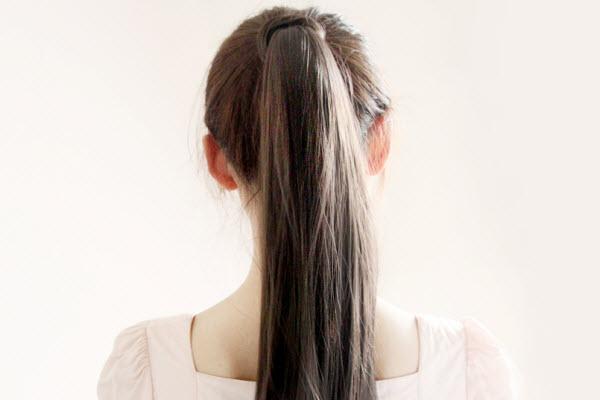 Image result for girl ponytail