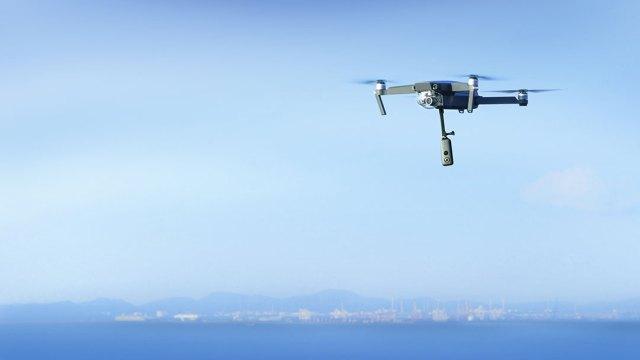 insta360 one x drone