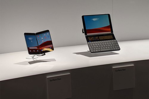 Microsoft Surface Duo e Surface Neo: il non-smartphone e il non-tablet
