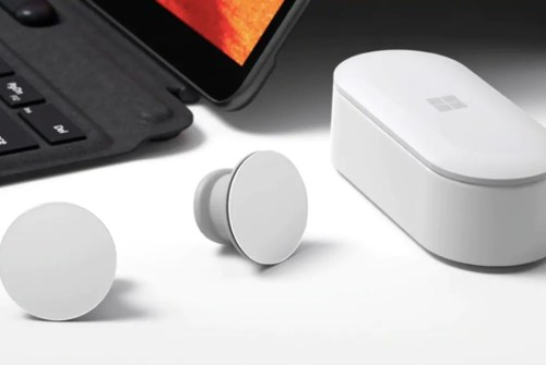 Surface Earbuds: i primi auricolari TWS di Microsoft
