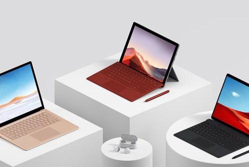 Microsoft fa all-in e presenta Surface Pro 7, laptop 3 e pro X