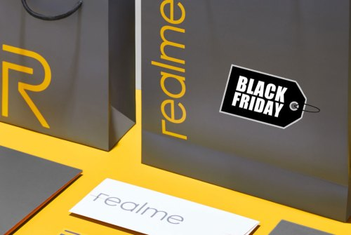 Il Realme Black Friday comincia oggi: ecco tutti i dettagli per risparmiare!