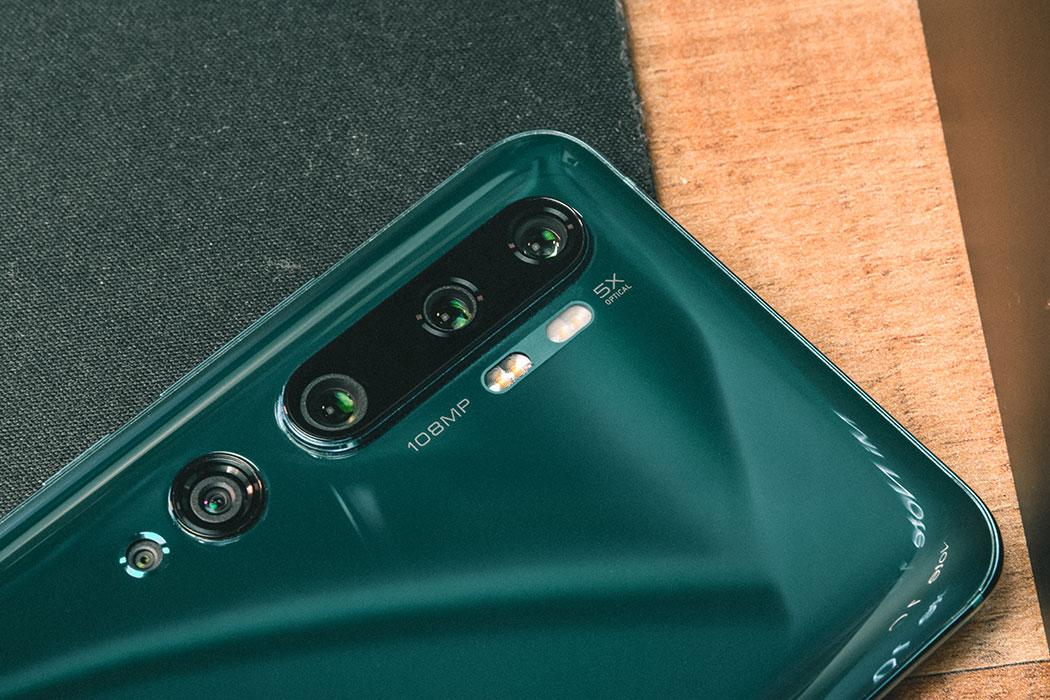 Recensione Xiaomi Mi Note 10: 5 fotocamere e batteria al top!