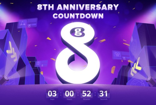 Anniversario Geekbuying: 188 dollari in coupon, live Facebook e tante offerte!