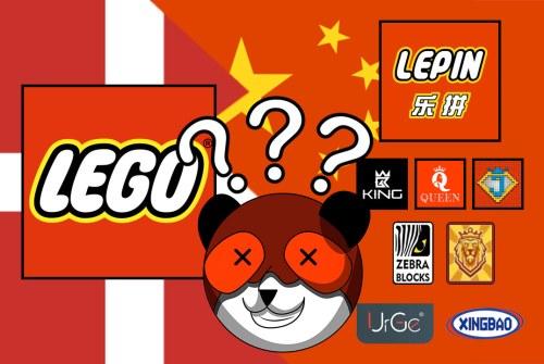 Cloni Lego cinesi: una panoramica generale e il controverso caso Lepin.