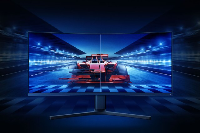 Mi Curved Gaming Monitor 34