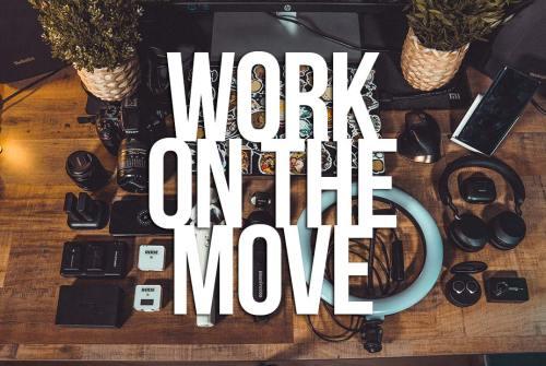"""Work on the move Project: il lavoro in mobilità che mi ha """"rubato"""" le ferie"""