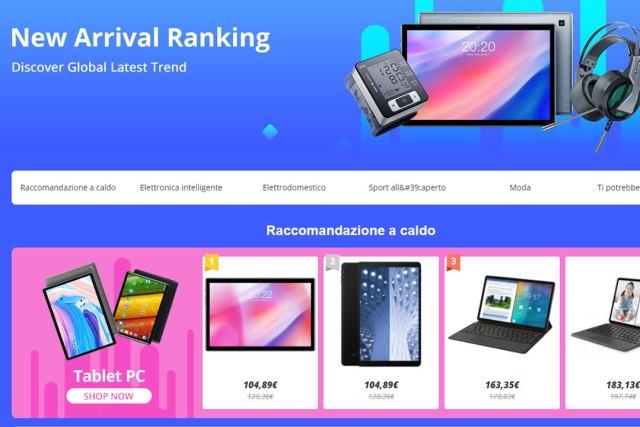 banggood new arrival ranking