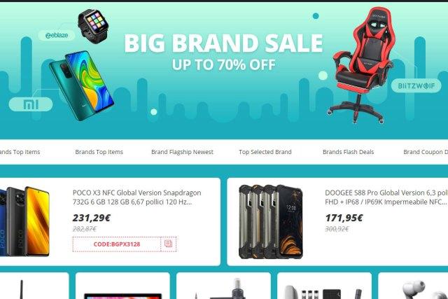 big brand sale