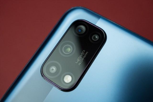 realme 7 5G fotocamere