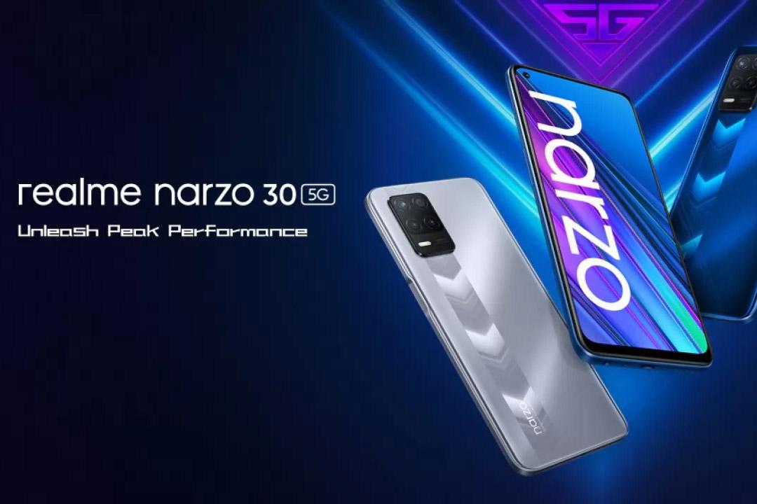 realme Narzo 30 5G arriva in Italia: disponibile in pre-order su AliExpress