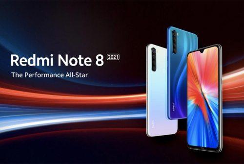 Redmi Note 8 2021 ufficiale: la celebrazione dell'ex best-buy