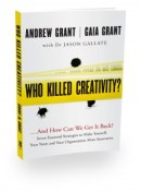 Who Killed Creativity Book