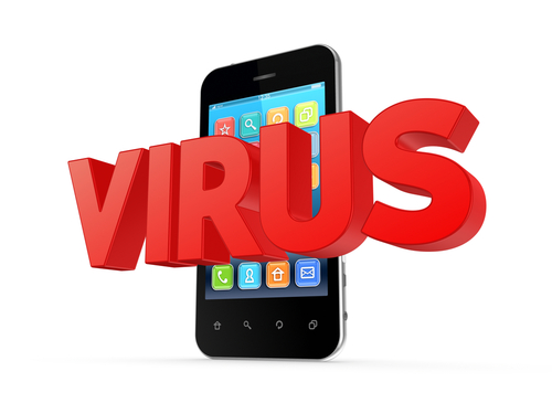 Mobile Phone Virus Protection