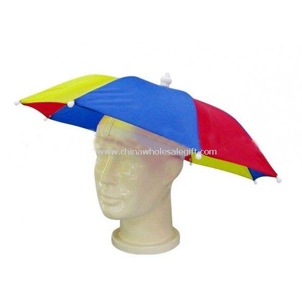 Head Umbrella Hat Umbrella Head Umbrellas
