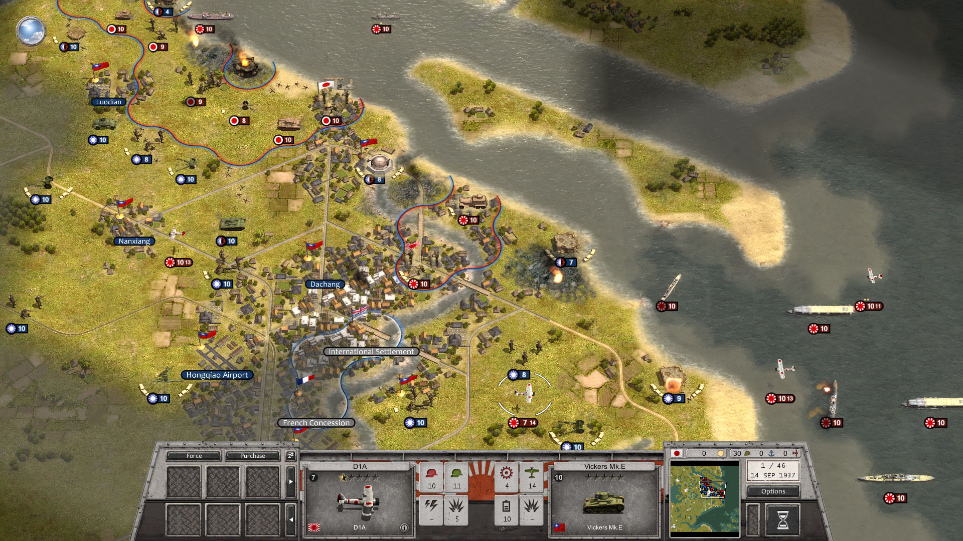 Second Sino Japanese War The Pc Game China In Ww2
